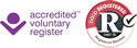 Accredited Voluntary Register no: 046176